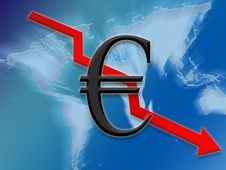 Euro Finance Stock Photo