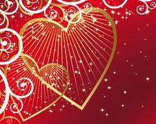 Free Hearts Royalty Free Stock Photo - 7999305