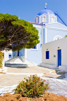Free Greek Monastery Stock Images - 7999674