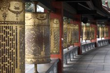 Free Prayer Wheels Stock Images - 7999824