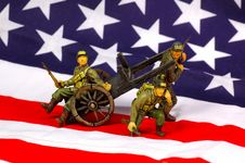 Free Toy Soldiers 3 Royalty Free Stock Photo - 80055