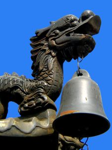Free Dragon Bell Stock Image - 81801