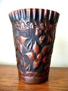 Free Copper Vase Stock Photos - 82323