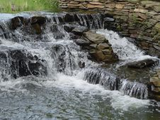 Free Waterfall Royalty Free Stock Photos - 82808