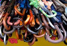 Free Umbrellas Handles Stock Photography - 82902
