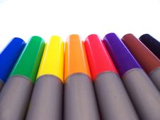 Free Markers Royalty Free Stock Images - 86379