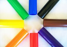 Free Markers Stock Photo - 86380