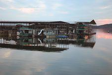 Free Boat Dock Stock Photo - 86600