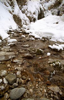Free Icy River Stock Images - 88714