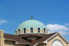 Free Church Dome Royalty Free Stock Image - 89806