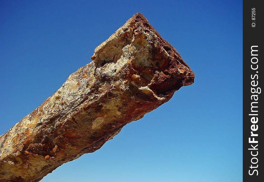 Weathered Monolith