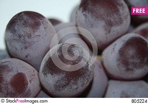Free Grape Macro Stock Images - 805224