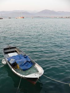 Free Fethiye S Port Royalty Free Stock Photos - 800108