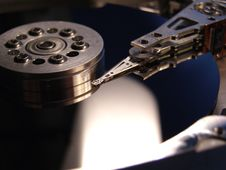 Free Hard Disc 1 Stock Photo - 801160