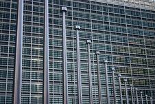 Free EU Building Royalty Free Stock Photos - 801258