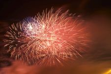 Free Fireworks Royalty Free Stock Photos - 801768