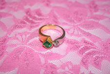 Free Beautiful Ring Royalty Free Stock Photo - 802815