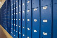 Free Postboxes Royalty Free Stock Photography - 802977