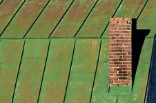 Free Chimney Royalty Free Stock Photos - 803618