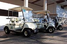 Free Golfcart Stock Photography - 803642