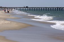 Free Pier View Stock Photography - 803972