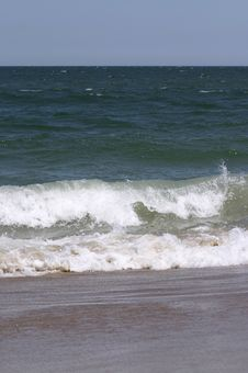 Free Wave Stock Photos - 803973