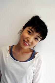 Free Asian Beauty Stock Image - 805081