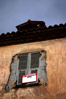 Free Corsican Houses And Buildings Stock Photos - 805373