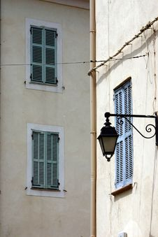 Free Corsican Houses And Buildings Royalty Free Stock Image - 805376