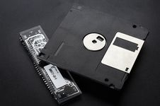 Free Disk And Chip Stock Images - 805594