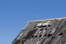Free Weatherd Roof 2 Stock Photos - 806973