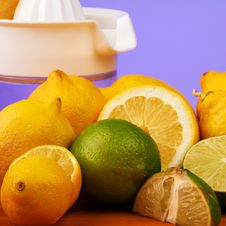 Free Lemon Lime Stock Photography - 807212