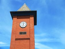 Free Clock Tower Stock Photography - 807352