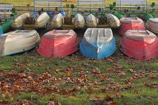 Free Boats Stock Image - 807711
