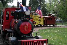 Free Kiddie Train Stock Photo - 808910