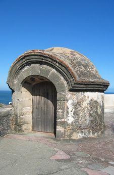 Free Puerto Rico Fortress Stock Photos - 809143