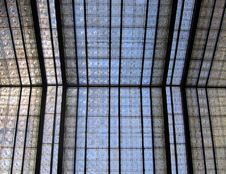 Free Glass Roof Royalty Free Stock Photo - 809195