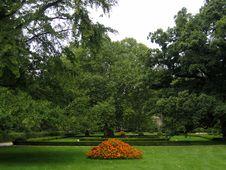 Free Chech Republic Garden Royalty Free Stock Photo - 809205