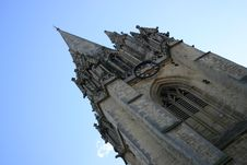Free Tower Of St Marys Church, Oxford Stock Images - 809604