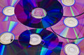 Free Computer Cd Background Royalty Free Stock Images - 8008339