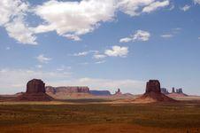 Free Monument Valley Stock Photo - 8000780