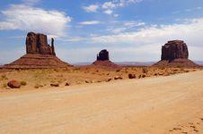 Free Monument Valley Stock Photos - 8001013
