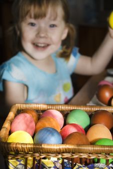Free Easter Egg Royalty Free Stock Photo - 8001565