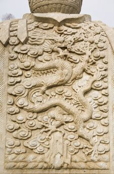 Free Stone Carving Royalty Free Stock Photo - 8002815