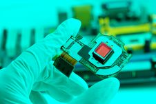 Free High Technology Chip Stock Photography - 8002852