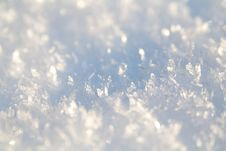 Free Snow 001 Royalty Free Stock Photography - 8003397
