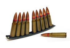 Free Bullets Stock Image - 8003441