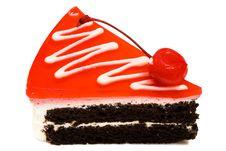 Pie With A Cherry
