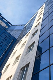 Free Office Building Facade Stock Image - 8003621