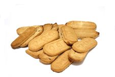Free Yellow  Cookie Royalty Free Stock Photography - 8003987